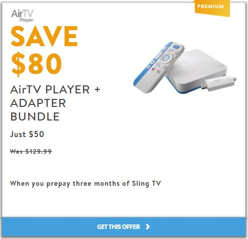 Sling TV deals, offers, and discounts - Overthrow Cable