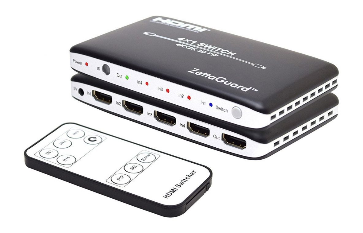 best-hdmi-switch-with-a-remote-zettaguard